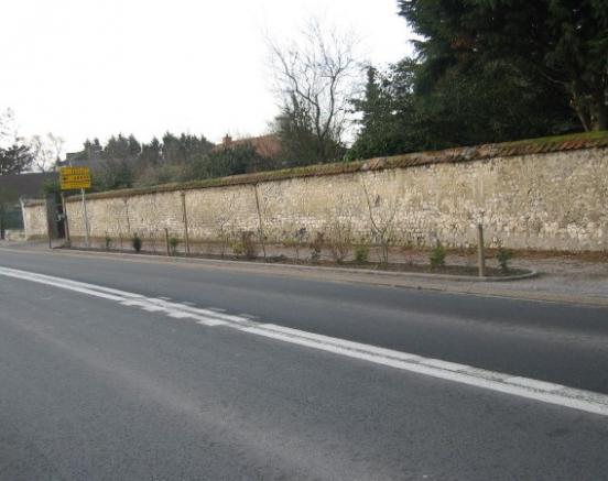Plantations Commune de Wailly-Beaucamp